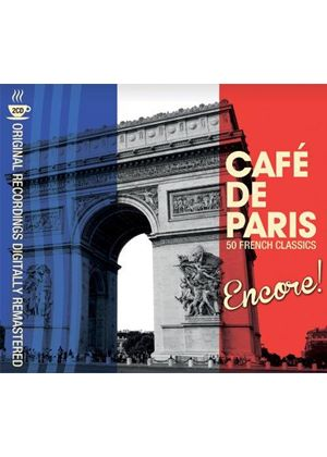 Various Artists - Café De Paris - Encore! (Music CD)
