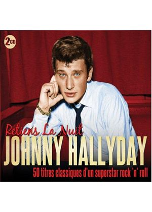 Johnny Hallyday - Retiens La Nuit (Music CD)
