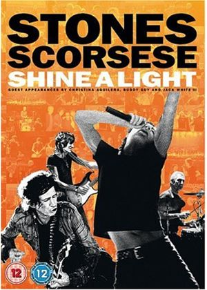 The Rolling Stones: Shine A Light [Scorcese] (Music DVD)