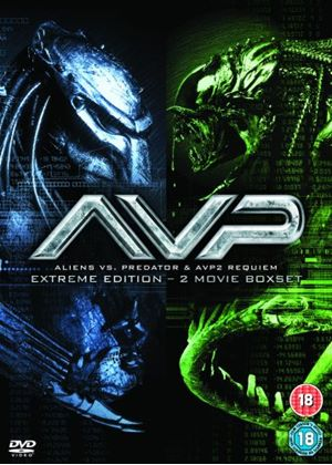 Alien Vs Predator / Aliens Vs Predator - Requiem