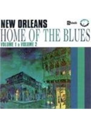 Various Artists - Home Of The Blues Vol.1 & 2