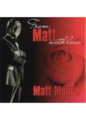 Matt Monro - From Matt Monro With Love (Music CD)