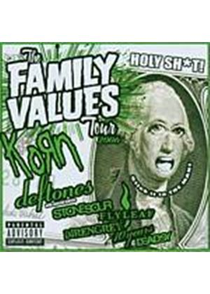 Various Artists - The Family Values Tour 2006 (Music CD)