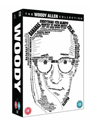 Woody Allen 20 Film Collection