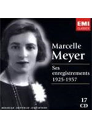 Marcelle Meyer - Integrale Studio [17CD]
