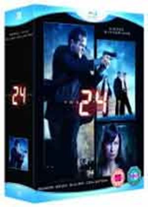 24 (Twenty Four) - Season 7 - Complete (Blu-Ray)