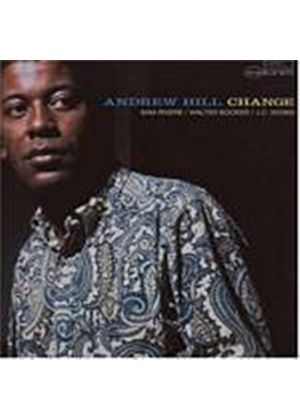 Andrew Hill - Change (Music CD)