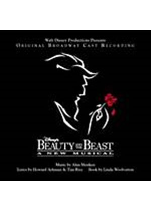 Original Broadway Cast Recording - Beauty And The Beast (Music CD)