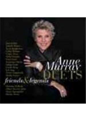 Anne Murray - Duets, Friends And Legends (Music CD)