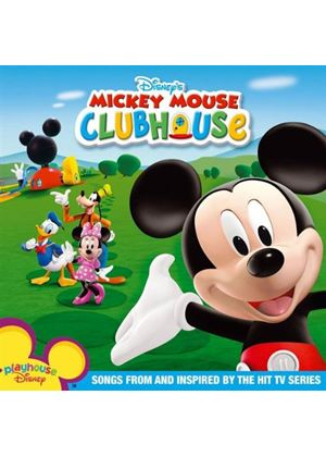 Various Artists - Mickey Mouse Clubhouse (Music CD)