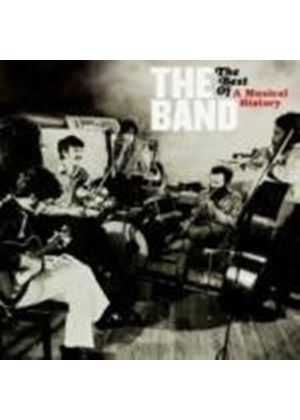 The Band - The Best of: A Musical History (Music CD)