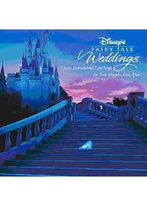 Various Artists - Disneys Fairy Tale Weddings (Music CD)