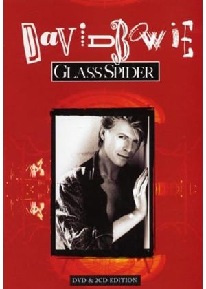 David Bowie - Glass Spider [Special Edition DVD + 2CD]