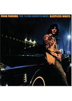 Gram Parsons - Sleepless Nights (Music CD)