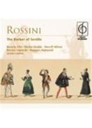 Gioachino Rossini - The Barber Of Seville (Levine, Sills, Gedda, Milnes) (Music CD)