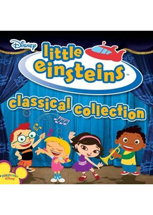Various Artists - Little Einsteins Classical Collection (Music CD)