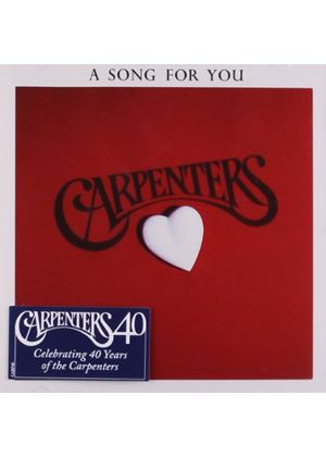 Carpenters - A Song For You (Music CD)