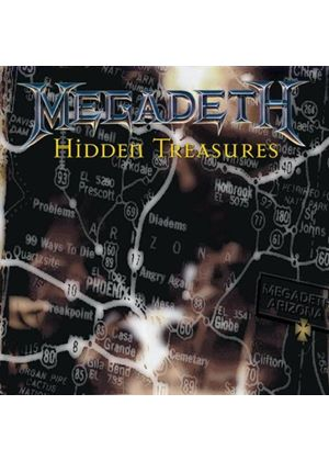 Megadeth - Hidden Treasures (Music CD)