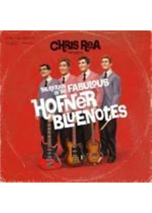 "Chris Rea - The Return of the Fabulous Hofner Bluenotes (3CD + 2x10"" Vinyl Box Set) (Music CD)"