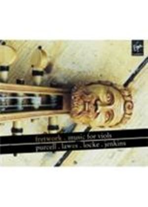 English Music for Viols (Music CD)