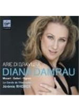 Mozart/Righini/Salieri - Arie Di Bravura (Damrau) (Music CD)