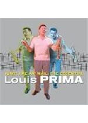 Louis Prima - JUMP JIVE AN'WAIL:ESSENTIAL