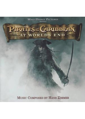 Original Soundtrack - Pirates Of The Caribbean: At Worlds End (Zimmer) (Music CD)