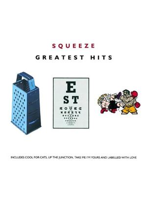 Squeeze - Greatest Hits (Music CD)