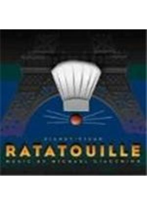 Original Soundtrack - Ratatouille (Music CD)