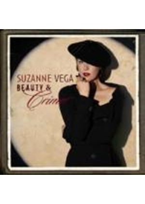 Suzanne Vega - Beauty and Crime (Music CD)