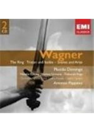 Richard Wagner - Arias And Love Duets (Domingo) (Music CD)