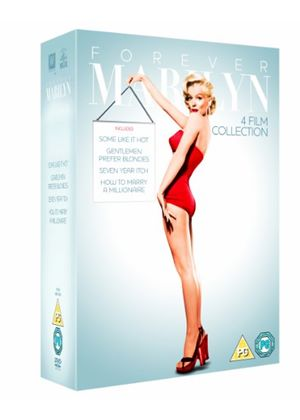 Forever Marilyn - 4 Film Collection (1953)