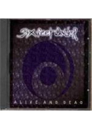 Six Feet Under - Alive & Dead (Music CD)
