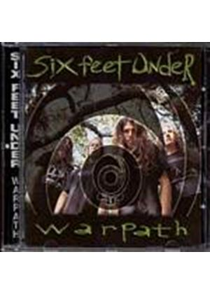 Six Feet Under - Warpath (Music CD)