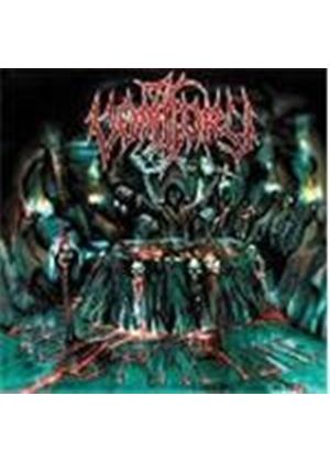 Vomitory - Blood Rapture (Music Cd)