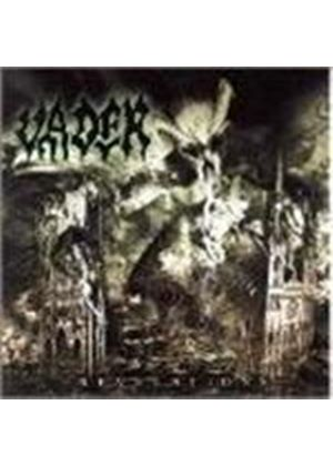 Vader - Revelations (Music Cd)