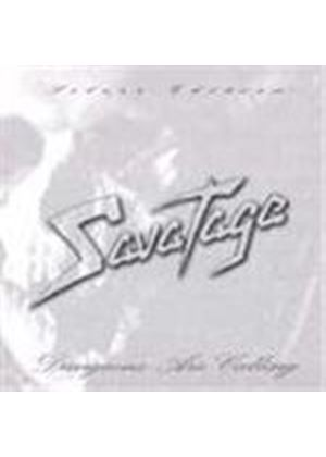 Savatage - Dungeons Are Calling (Music Cd)