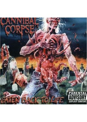 Cannibal Corpse - Eaten Back To Life (Expanded Edition) (Music CD)