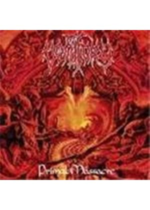 Vomitory - Primal Massacre (Music Cd)