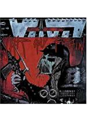 Voivod - War And Pain (Music CD)