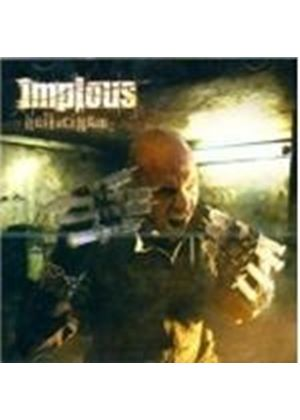 Impious - Hellucinate (Music Cd)