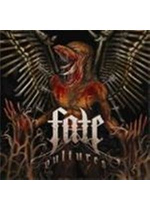 Fate - Vultures (Music CD)