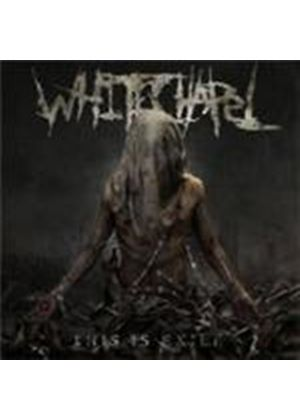 Whitechapel - This Is Exile (Music CD)