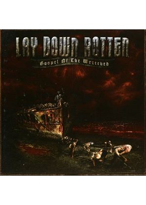 Lay Down Rotten - Gospel Of The Wretched (Music CD)