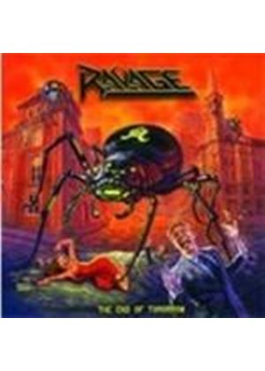 Ravage - End Of Tomorrow, The (Music CD)