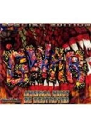 GWAR - America Must Be Destroyed [PA] (Music CD)
