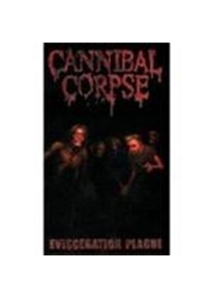 Cannibal Corpse - Evisceration Plague (Comic Edition) (Music CD)