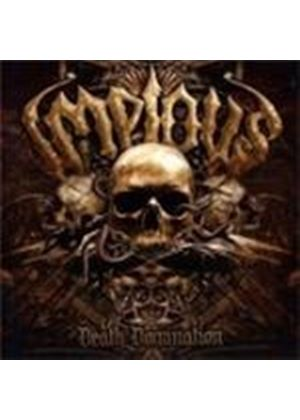 Impious - Death Domination (Music CD)