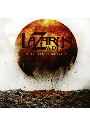 Lazarus AD - The  Onslaught (Music CD)