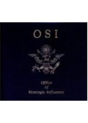 O.S.I. - Office Of Strategic Influence (Music CD)
